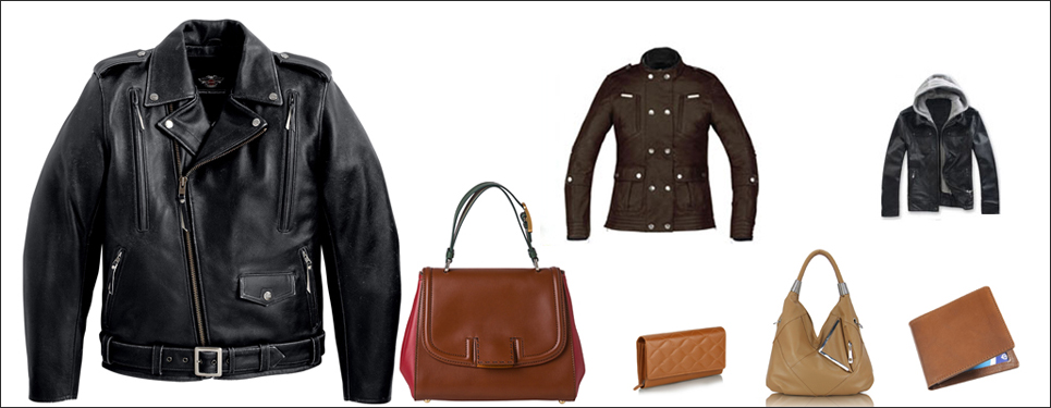 c34397750156 Leather Garments and Leather Accessories